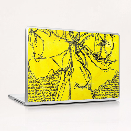 Le Roi Laptop & iPad Skin by Pierre-Michael Faure