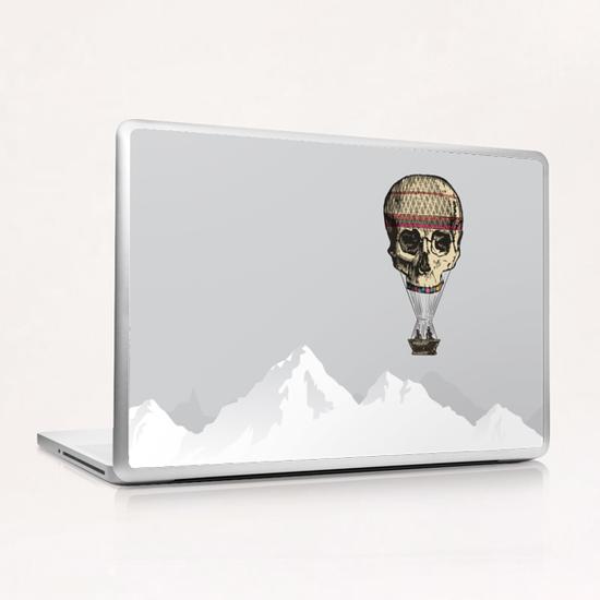 L'amour du risque Laptop & iPad Skin by tzigone