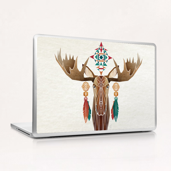 moose Laptop & iPad Skin by Manoou