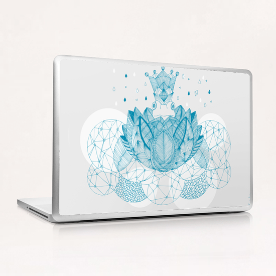 once upon a time... Laptop & iPad Skin by Laurene