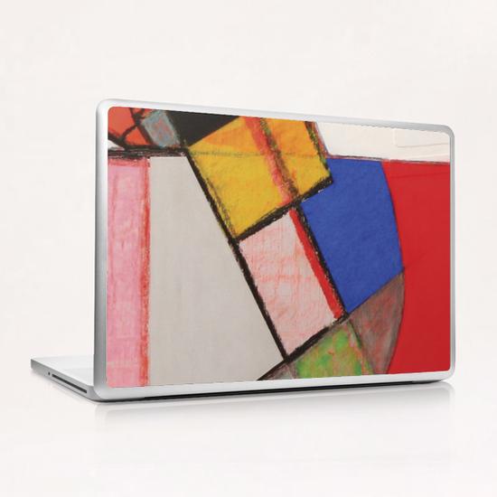 Pendule Laptop & iPad Skin by Pierre-Michael Faure