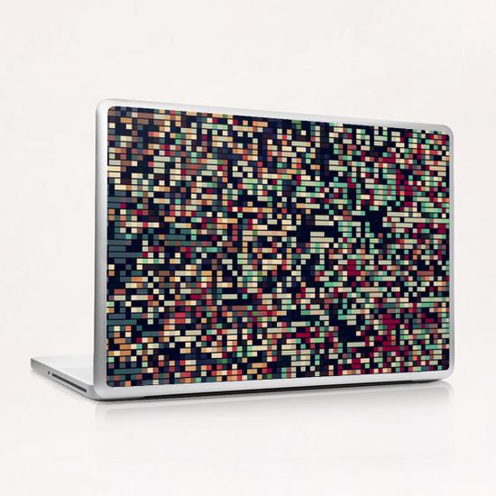 Pixelmania III Laptop & iPad Skin by Metron