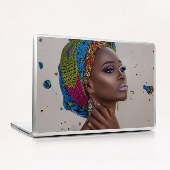 Queen Laptop & iPad Skin by AndyKArt