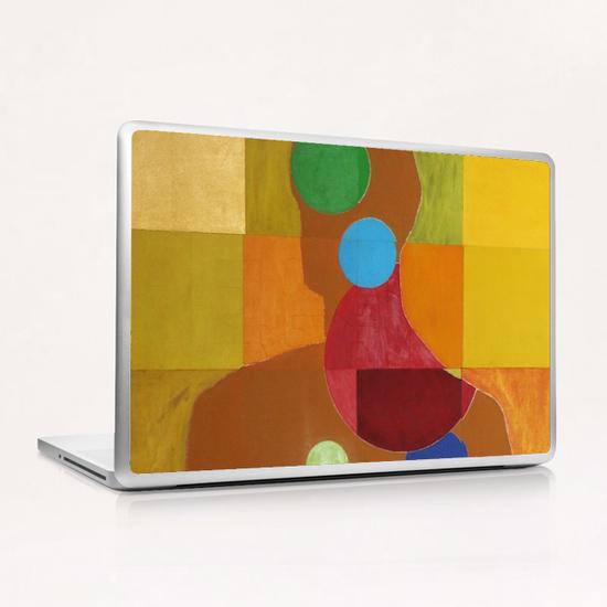 Silhouette Laptop & iPad Skin by Pierre-Michael Faure