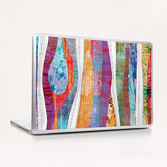 sotterraneo Laptop & iPad Skin by junillu