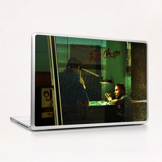 Store in Havana Laptop & iPad Skin by fauremypics