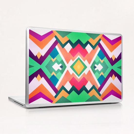 Summer peaks Laptop & iPad Skin by Elisabeth Fredriksson
