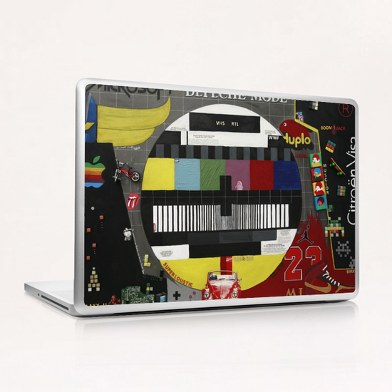 Technology génération Laptop & iPad Skin by frayartgrafik