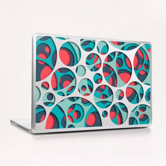 Interarea #03 Laptop & iPad Skin by Azarias