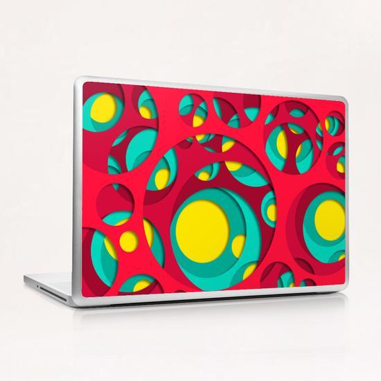 Interarea #08 Laptop & iPad Skin by Azarias