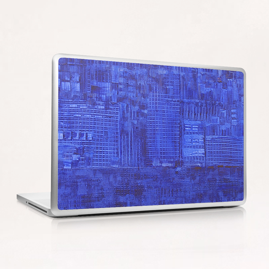 Ville Azur Laptop & iPad Skin by di-tommaso