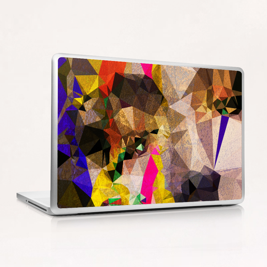 Colored Tears Laptop & iPad Skin by Vic Storia