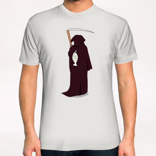 Deathjoke T-Shirt by Alex Xela