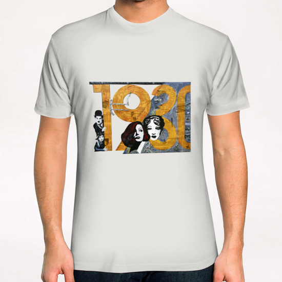 1930 T-Shirt by frayartgrafik