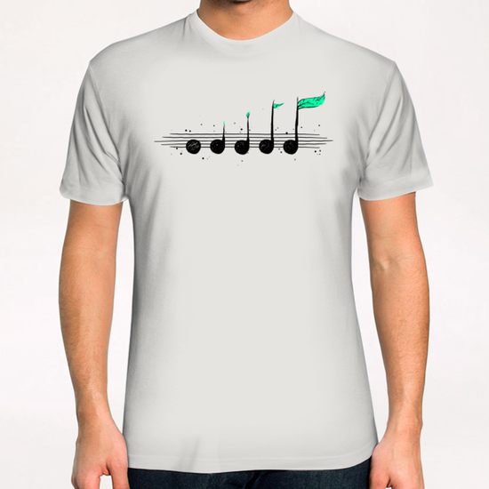 Biosphere Orchestra T-Shirt by Tobias Fonseca