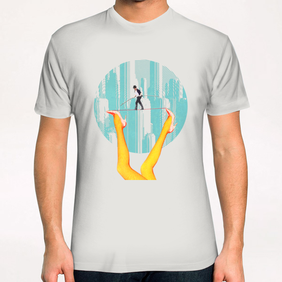 Female Psychology T-Shirt by Alex Xela