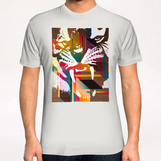 Roar! T-Shirt by Vic Storia