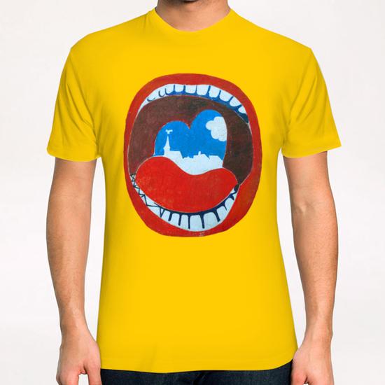 Souvenir de Province T-Shirt by Georgio Fabrello