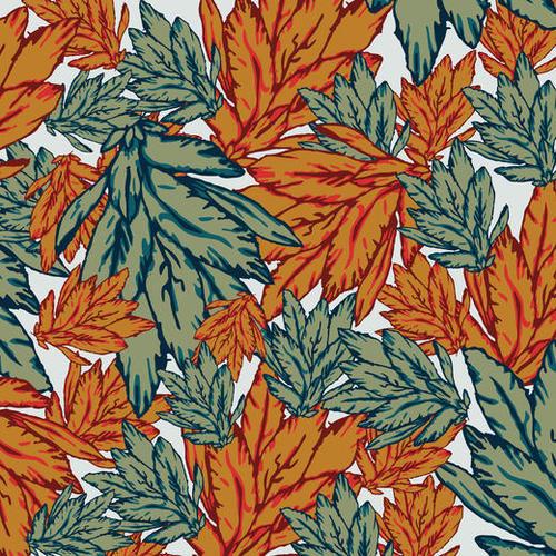 Floralz #9 Mural by PIEL Design