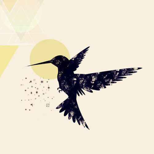 Bird X Mural by Amir Faysal