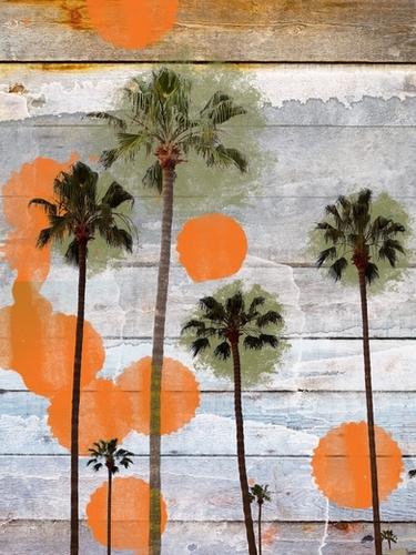 California I Mural by Irena Orlov
