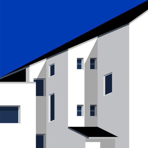 Summer Window View Mural by Mark Schwindt
