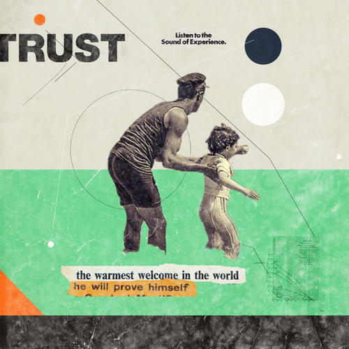 Trust Mural by Frank Moth