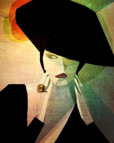 Carmen Mural by inkycubans