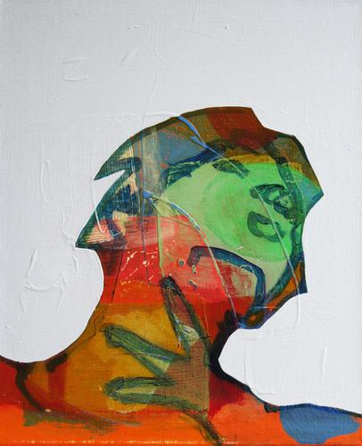 Feeling Mural by Pierre-Michael Faure