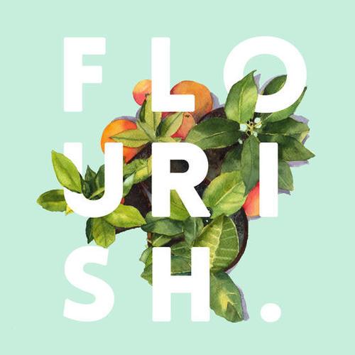 Flourish Mural by Uma Gokhale