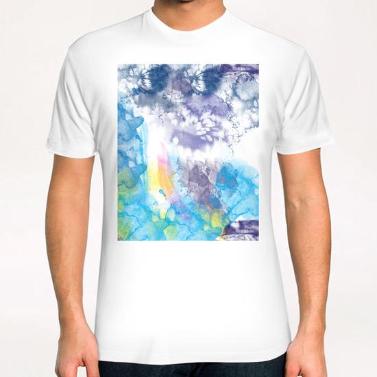 Ink#1 T-Shirt by Amir Faysal