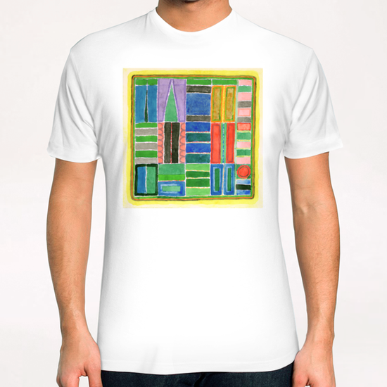 Lift To The Second Floor T-Shirt by Heidi Capitaine