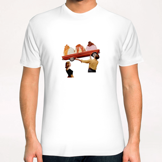 BIG Ice Cream T-Shirt by Lerson