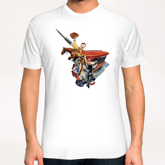 Western T-Shirt by Lerson