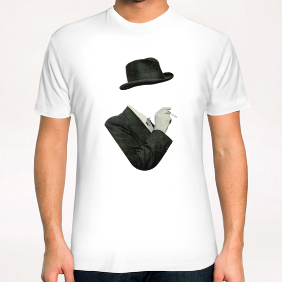Smoke T-Shirt by Lerson