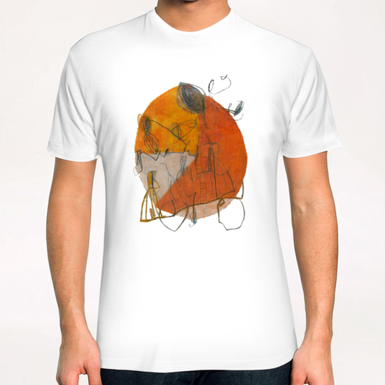 Composition 8 T-Shirt by Jean-Noël Bachès