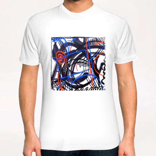 Ricochet T-Shirt by Denis Chobelet