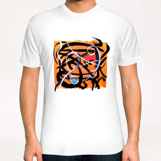 Rebond T-Shirt by Denis Chobelet