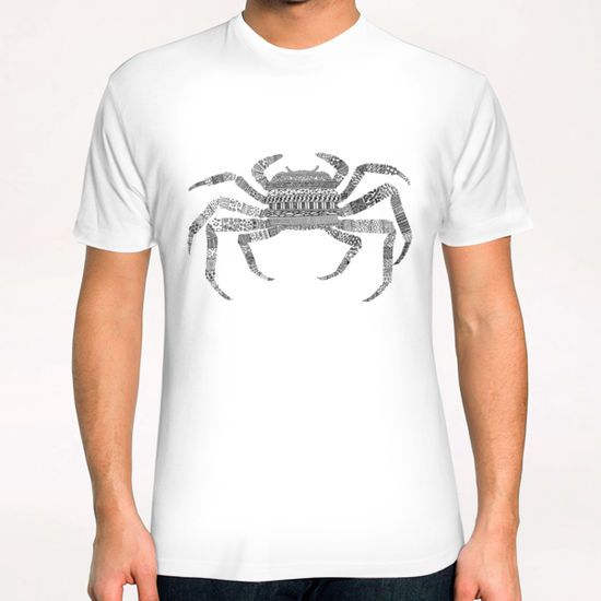 Crab T-Shirt by Florent Bodart - Speakerine