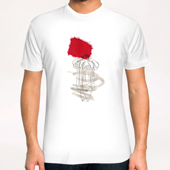 La Diva T-Shirt by Pierre-Michael Faure
