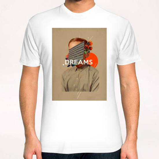 Dreams T-Shirt by Frank Moth