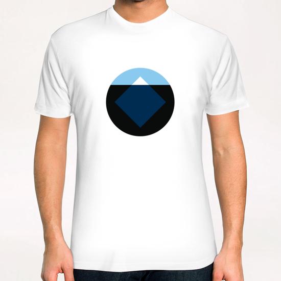 Iceberg T-Shirt by Mark Schwindt