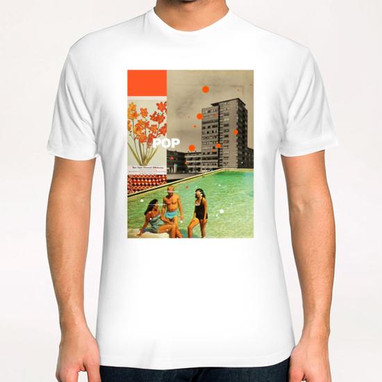 Pop T-Shirt by Frank Moth