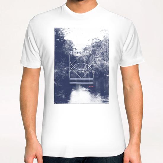 Quietude T-Shirt by Florent Bodart - Speakerine