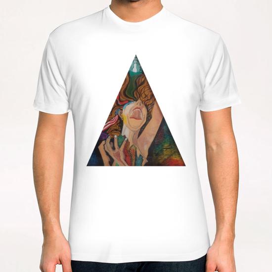 the cry for freedom T-Shirt by frayartgrafik