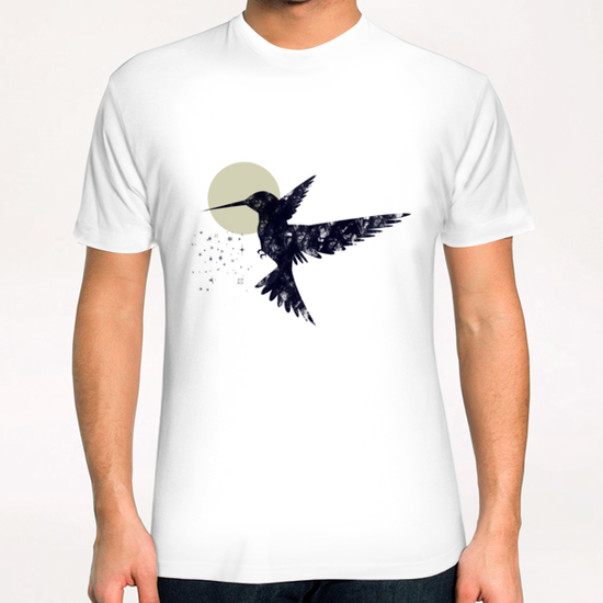Bird X T-Shirt by Amir Faysal