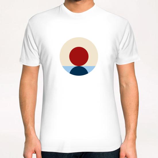 Sun T-Shirt by Mark Schwindt