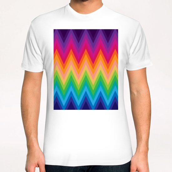 Zig Zag G8 T-Shirt by MedusArt