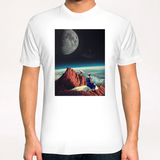 Those Evenings T-Shirt by Frank Moth
