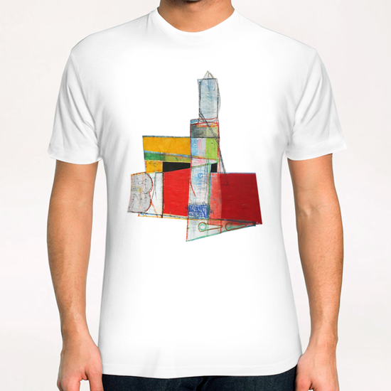 Tower T-Shirt by Pierre-Michael Faure